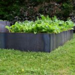 NiceR96 corten steel planter bed garden